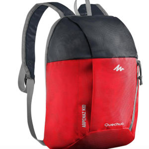 Backpack Junior 7 Liters Red for Camp, School,